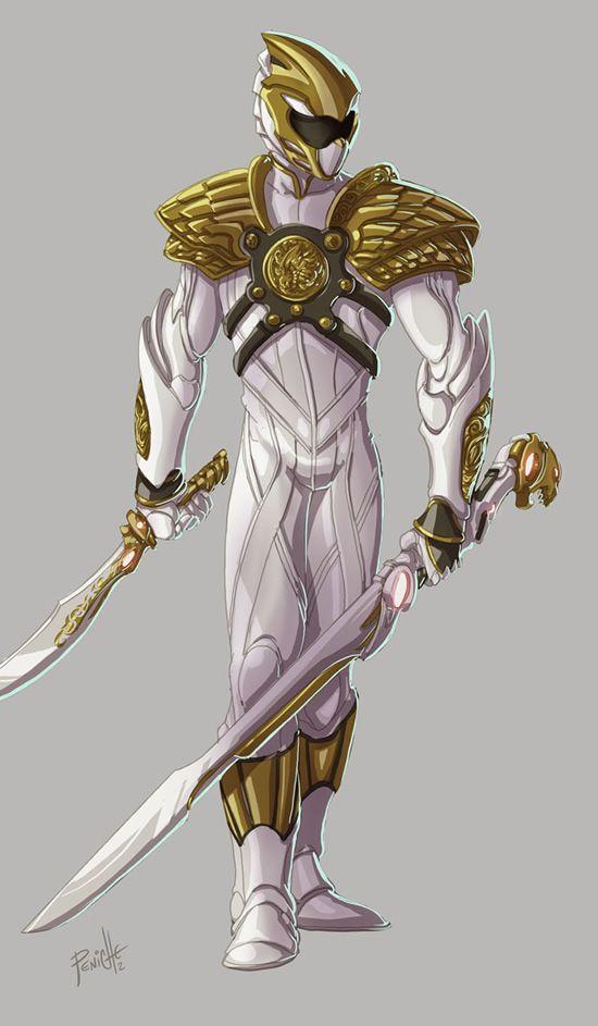 Ranger Branco por Fernando Peniche