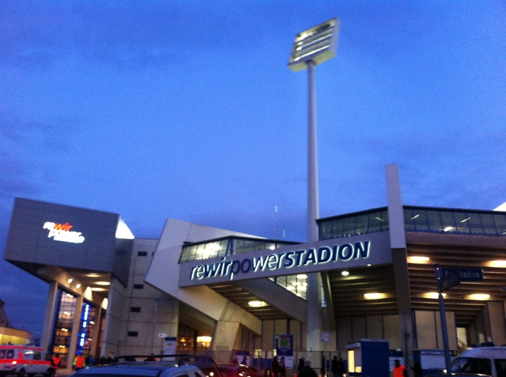 VfL Bochum, football stadium
