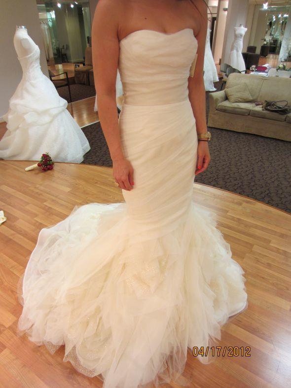Vera Wang's 'Gemma' Dress (Hilary Duff dress) Part II « Weddingbee Boards - page 5