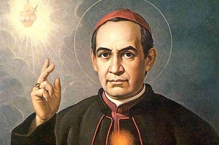 Hoy, 24 de octubre, celebramos a ... san Antonio María Claret: Fundador de los claretianos, obispo en Cuba y apóstol de la prensa