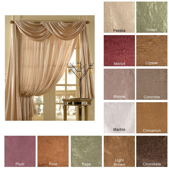 1000 Images About Window Projects On Pinterest Window Treatments Scarf Valance And How To