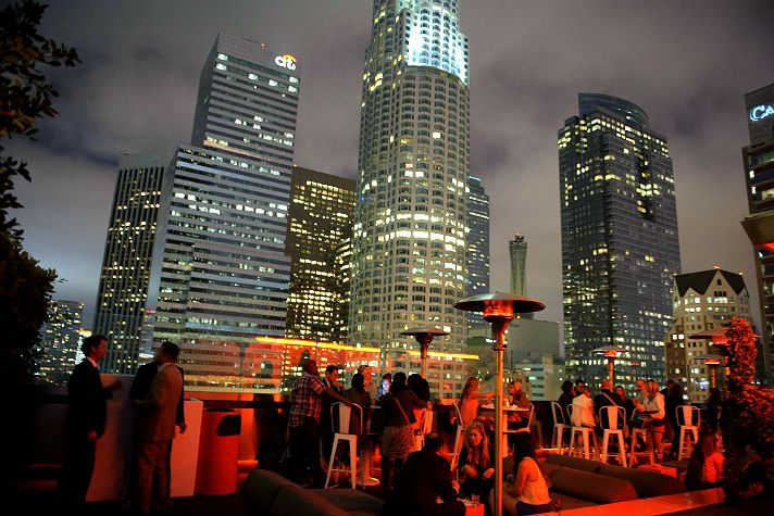 Top 10 Los Angeles Bars With a View | Discover Los Angeles