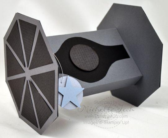 Star Wars Tie-Fighter Box                                                                                                                                                                                 More