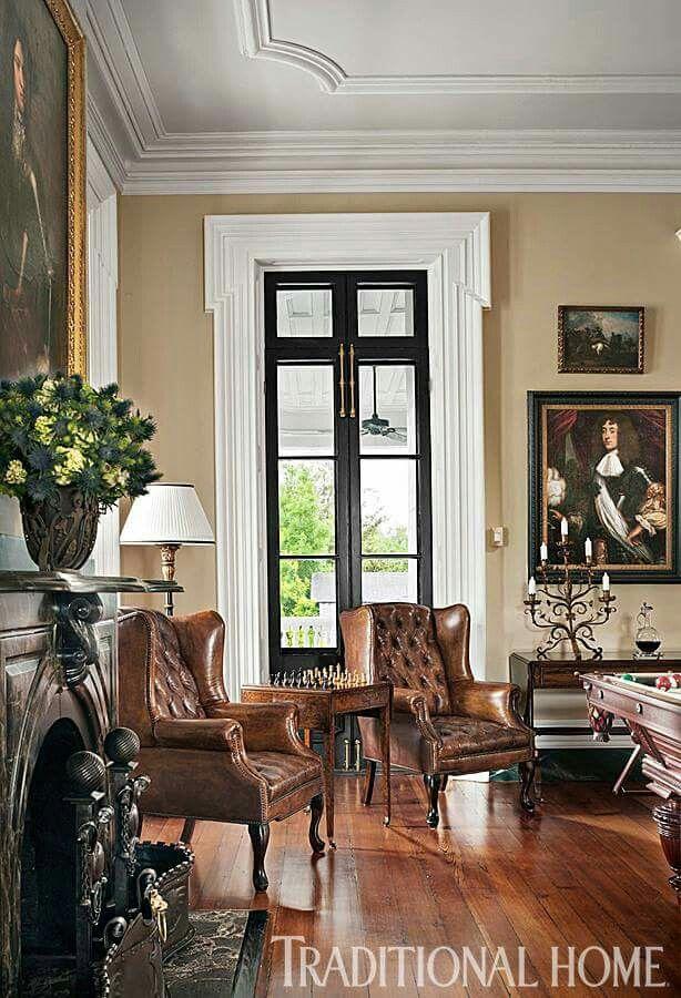 Traditional Home Interior Design: 25+ Best Ideas About Gentlemans Club On Pinterest