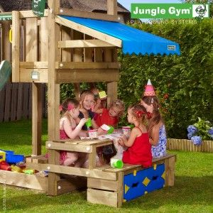 Mini Picnic Module - This Module is ideal for a picnic but also for drawing, crafts, friends meetings, homework, games and children's parties.
