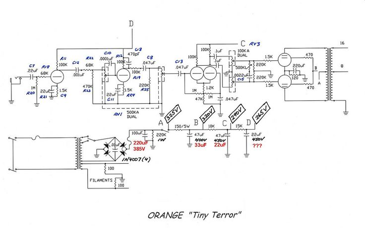 Pin by Nicholas on Tube Amp Schematics Wire, Diagram, Amp