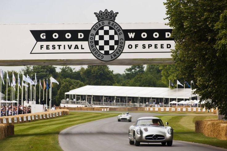 Goodwood: svelate le date del Festival of Speed 2016
