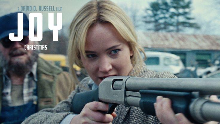JOY starring Jennifer Lawrence, Robert De Niro, Edgar Ramirez & Bradley Cooper  | Official Teaser Trailer | In theaters Christmas 2015 #JoyMovie