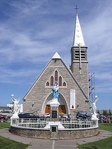 Saint-Quentin, New Brunswick - Wikipedia