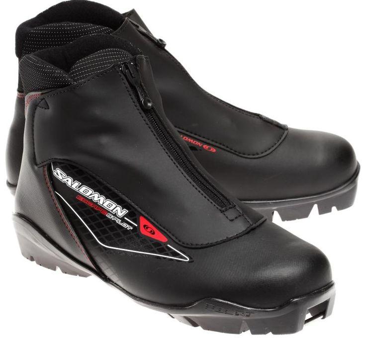 Спортивно-туристические ботинки для беговых лыж