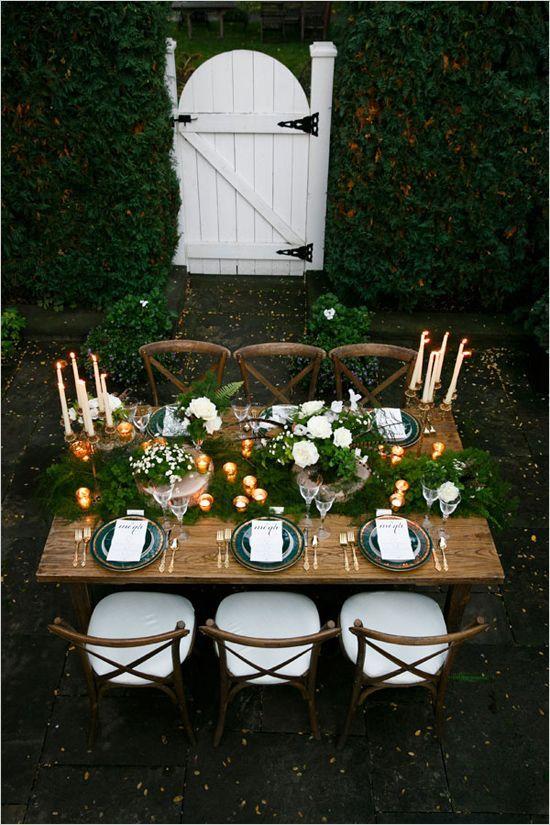 English Garden Wedding Ideas Inspired By Robin Hood. Photography: Husar Photography Event designer: Matchmade Event Co. Venue: Bishops Hall Bed & Breakfast Stationery: Jensen Photography & Design Flowers: Cornelia Mcnamara