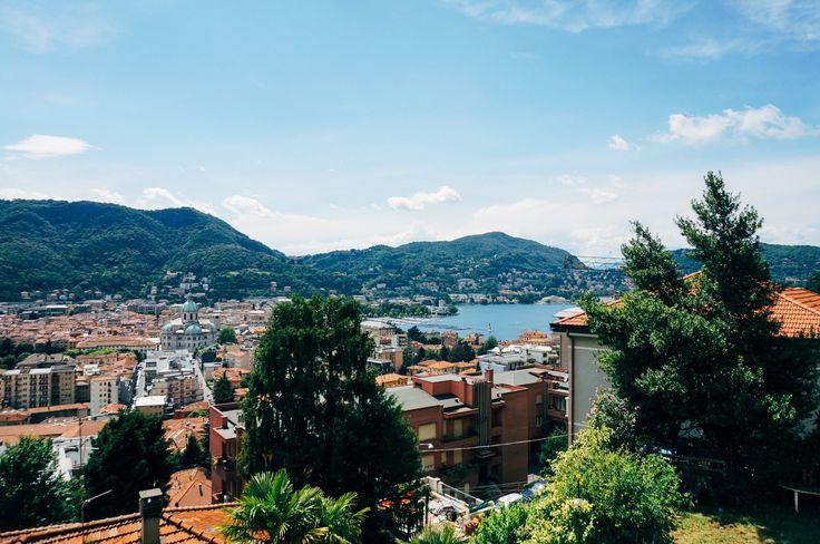 Lake Como, Italy - Photo Essay