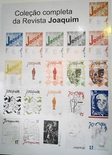 Revista Brasil Literario: Joaquim - Revista Literária / Dalton Trevisan * An...