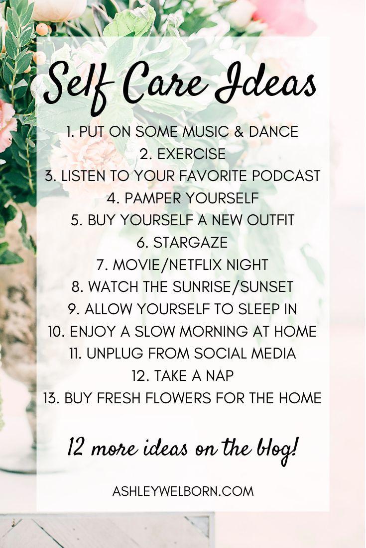 Auf der Suche nach Wegen, sich selbst zu pflegen? Dann gehe zu diesem Beitrag! #Selbstpflege #Carin …   – Self Care for Busy Moms
