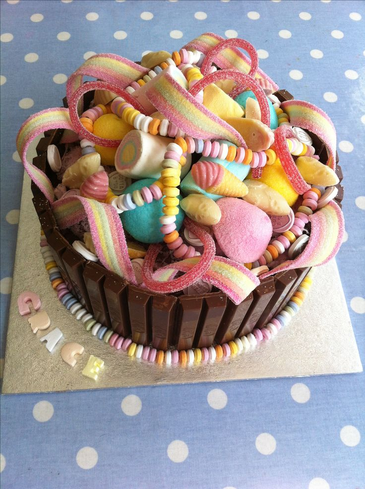 Sweetie cake by Maggie Anna Cakes and Treats