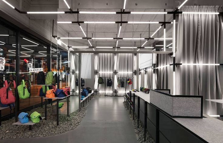 Crumpler store by Russell & George