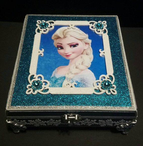 Frozen Jewlery/Music Box