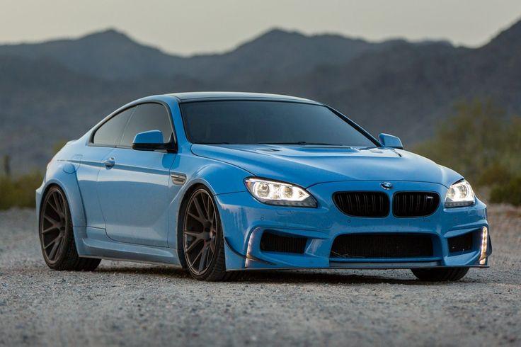 BMW M6 Prior Design Widebody