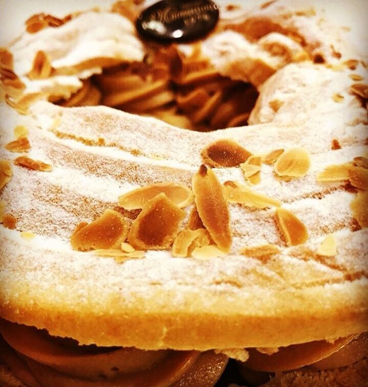#parisbrest #praliné #patisserie #pastry #sweets #chocolate