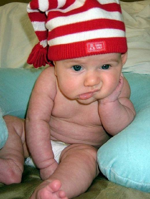 Bored BabyFunny Image, Funny Pics, Funny Pictures, Funnypictures, Funny Quotes, Funny Baby Pictures, Funny Photos, Funny Kids, Funny Babies