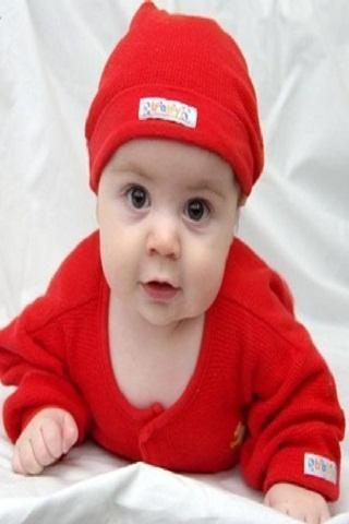 cute born baby photos
