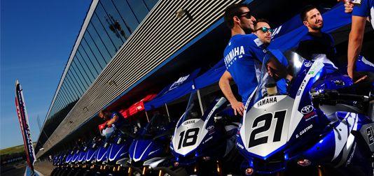 Cardoso School 11 y 12 Junio Jerez Yamaha Pro Tour