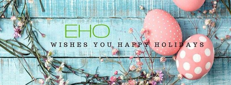 happy easter with EHO