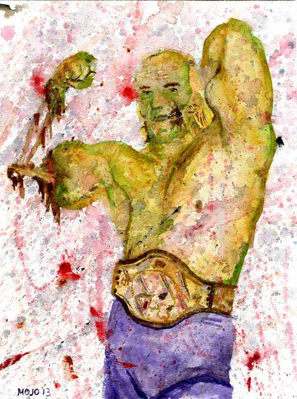 """""""Superstar"""" Billy Graham Zombie"""
