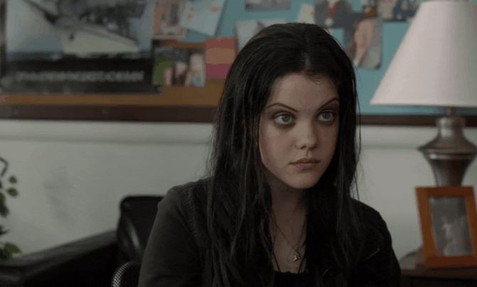 Pin by Mickey McObvious on Reaction Gifs of Georgie Henley ...