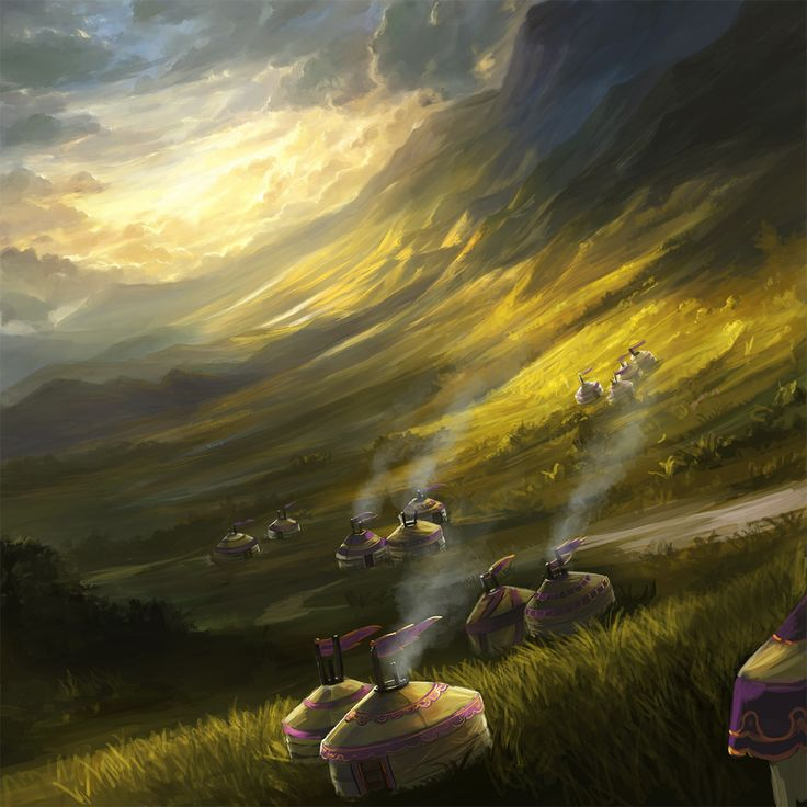 The Endless Plains of the Unicorn Ivory 2 by Alayna on DeviantArt
