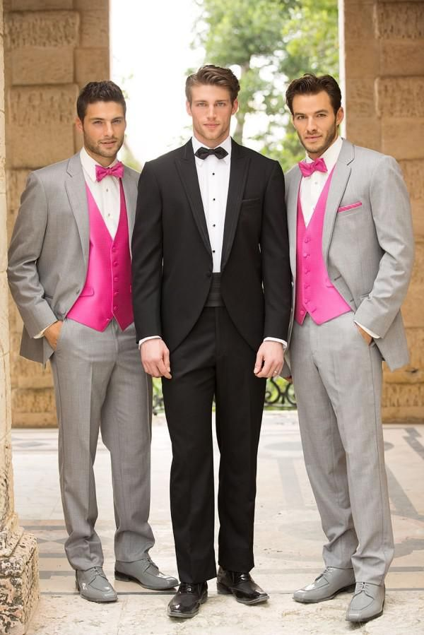 Mens Suits Wedding New Arrival Handsome Black One Button Groom Tuxedos Best Man Wedding Suits Bridegroom Prom Party Jacket+Pants+Tie Mens Suits Cheap From Welovelife, $83.77| Dhgate.Com