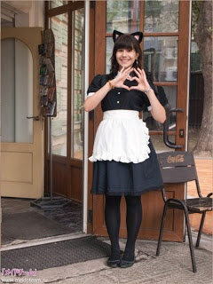 Arti dan Konsep Penampilan Maid Cafe | Republic Of Note