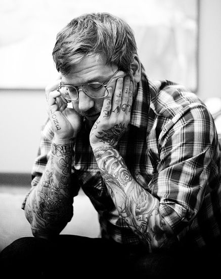 """""""I've become a simple souvenir of someone's kill. And like the sea, I'm constantly changing from calm to hell. Madness fills my heart and soul as if the great divide could swallow me whole. Oh how I'm breaking down."""" City and Colour (Sleeping Sickness)"""