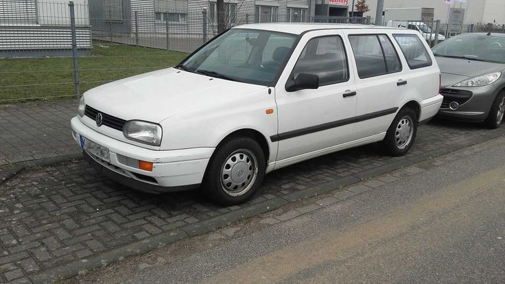 VW Golf Variant, Klimaanlage, Servo, 1,8l, 66KW 90PS, incl. vieler Ersatzteile