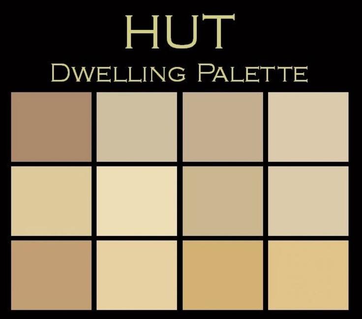 18 best The Dwelling Paint Color Palettes™ images on Pinterest ...