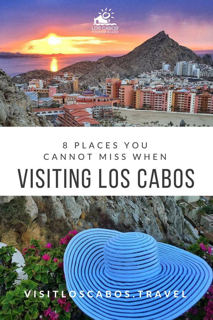 Start 2017 with a trip to Los Cabos and be enchanted by the spectacular natural beauties in this wonderful destination and enjoy activities, events and amazing places. Here is a list of 8 not-to-be missed spots on your next visit to Los Cabos: