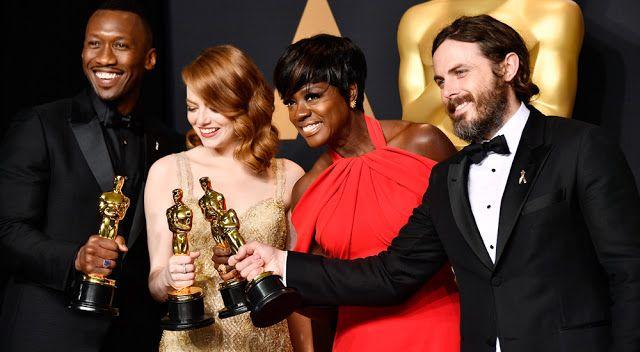 89. Oscar Ödülleri Kırmızı Halı Stilleri #oscars2017