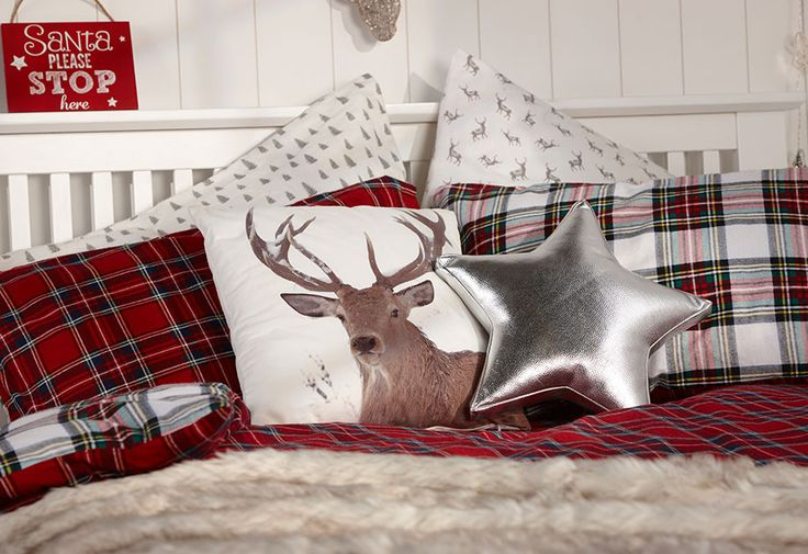 Christmas Primark bedroom!