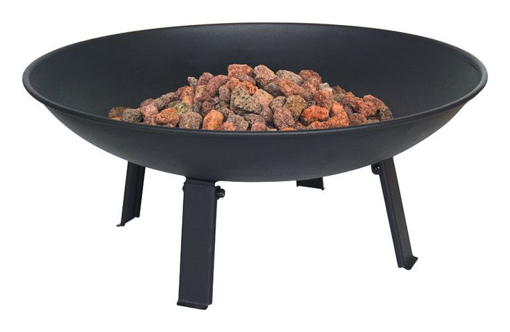 Bond CampFire Campfire Propane Fire Pit 9 in. H x 21 in. W ... on Propane Fire Pit Ace Hardware id=25308