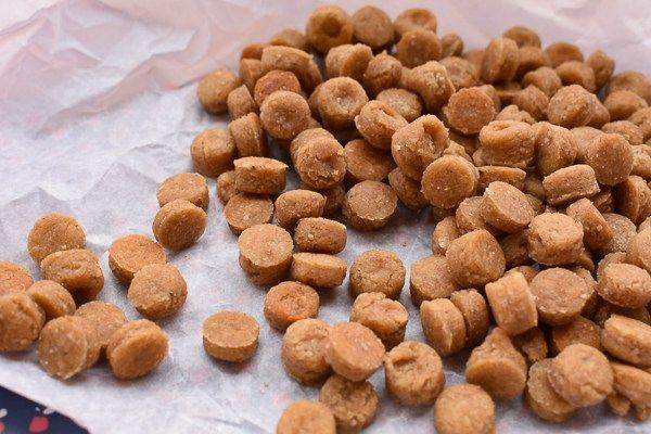 Peanut Butter Banana Training Treats By Dog Food Recipes