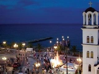 Paralia, Greece