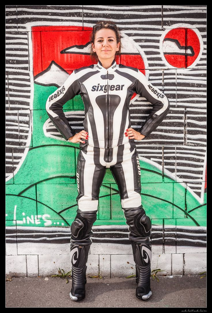 ready for the race #sixgear #shox #race #motorcycle #fashion #forgirlsonly