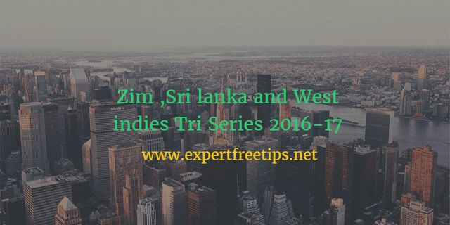 Sril Lanka Vs West Indies 2nd ODI Tri  Series :Free Cricket Betting Tips Why not to check it yourself