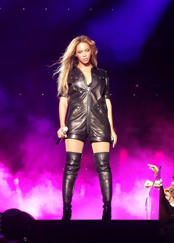 Beyonce On The Run Closed