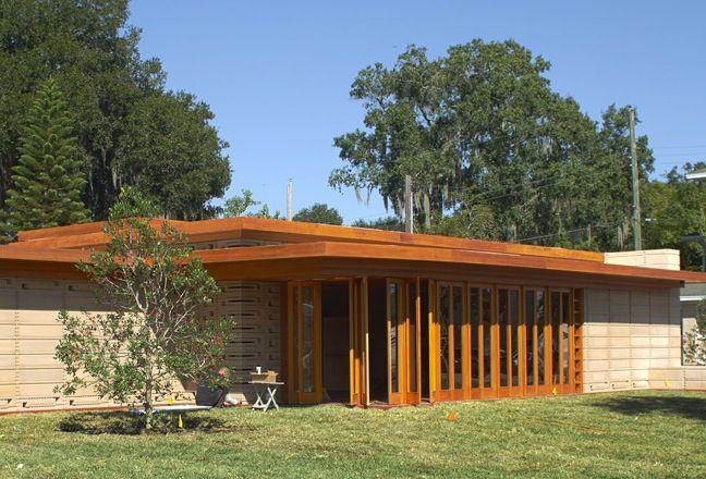 Les 87 meilleures images du tableau america frank lloyd - Architecture organique frank lloyd wright ...