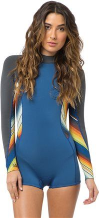 Can't wait to wear my Christmas present this spring!!!! good job husband :) BILLABONG SPRING FEVER LS SPRING SUIT Image