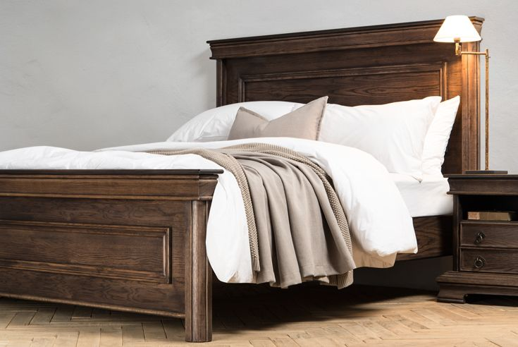 Nothing beats a good night's sleep in a comfy bed. View our selection of beautifully crafted bedroom furniture at www.shf.co.za