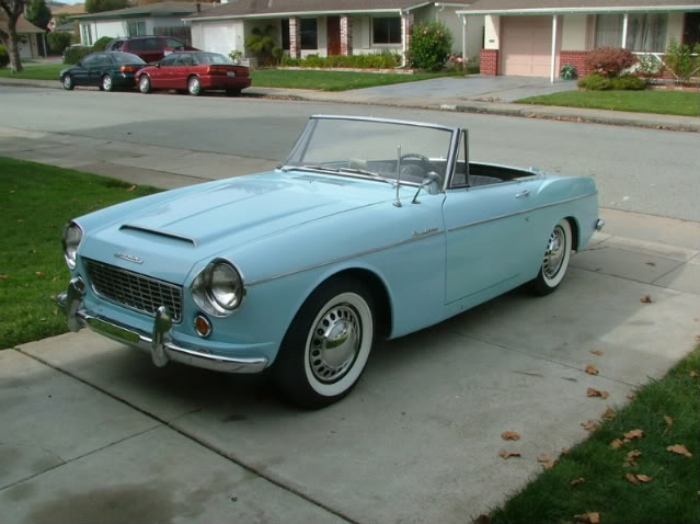Datsun 1600 Roadster >> 1964 Datsun Fairlady 3-Seater Roadster | Datsun Roadster | Pinterest | Cars and Nissan