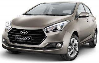 BmotorWeb: Hyundai HB20 2016 (Tabela de preços)