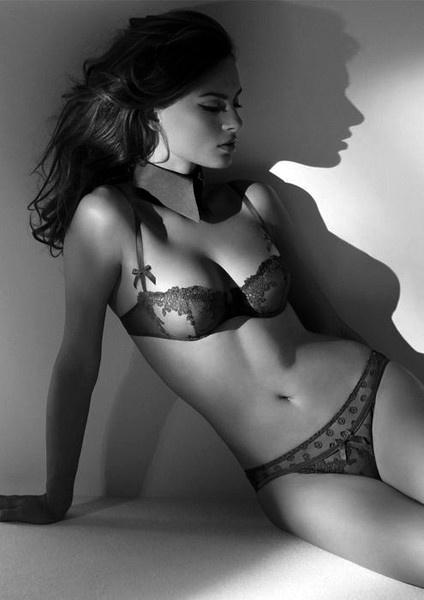 ShadowBlack Lace,  Two-Piec, Hot Girls, Aubade Lingerie, Bikinis, Beautiful Women, Sexy Lingerie, Good, Menghia